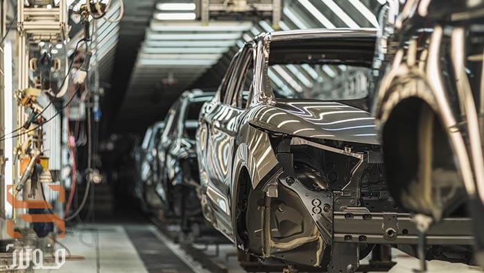 استفاده از فولاد در خودروسازی
