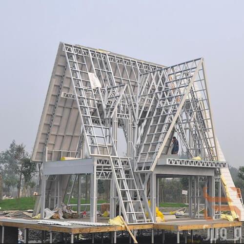 استفاده از LSF در ساختمان سازی