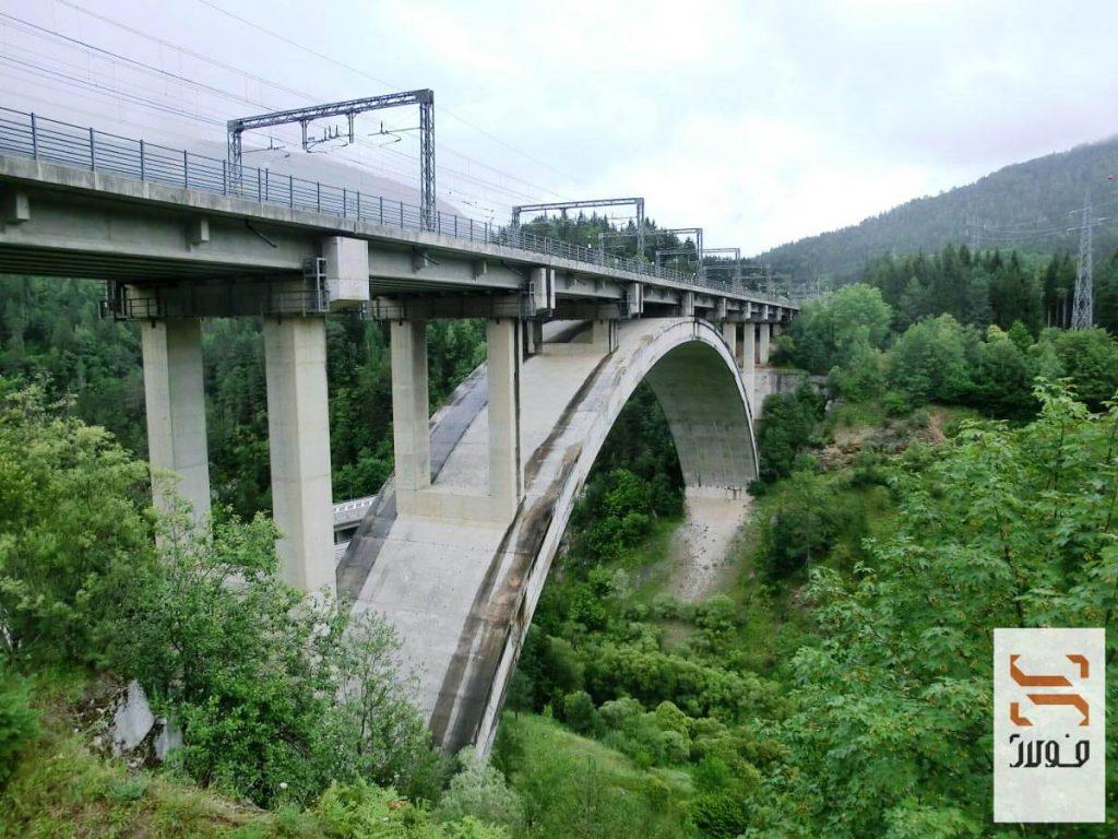 بتن در پل سازی
