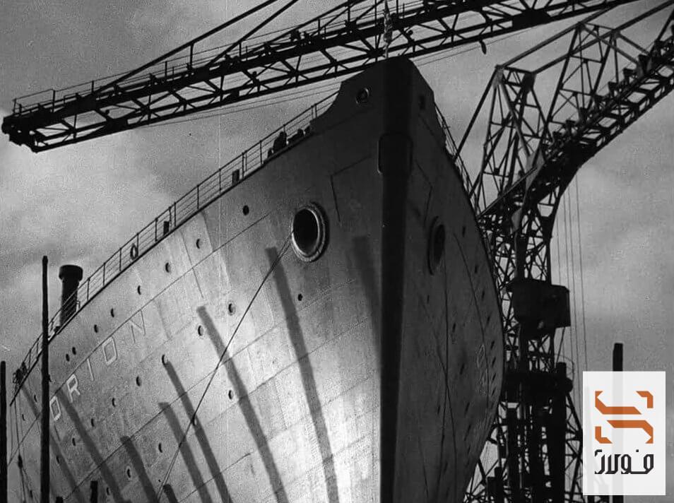 فولاد آلیاژی در کشتی سازی