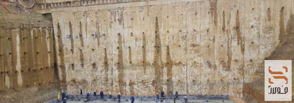 دیوار دیافراگمی